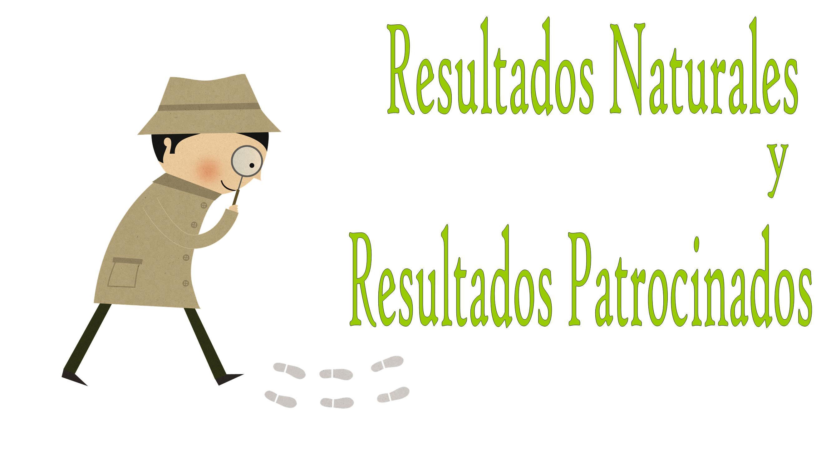 Sobre el Marketing de Buscadores (4/4) > Resultados Naturales y Resultados Patrocinados