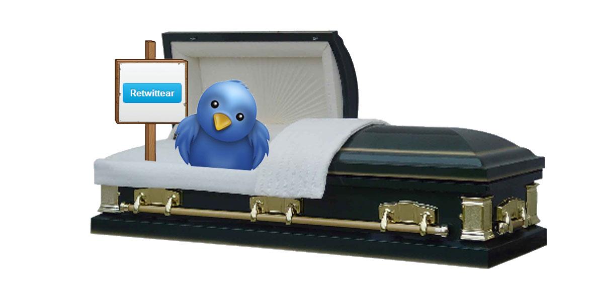 La muerte del RT