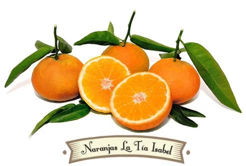 Naranjas la tia isabel