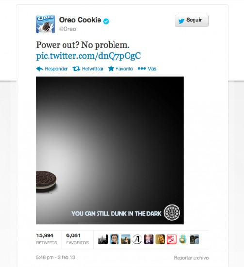 Mejor anuncio de la Superbowl: este tweet