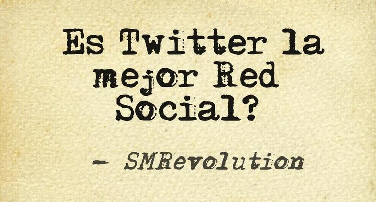 10 razones por las que Twitter es la mejor Red Social (con diferencia)