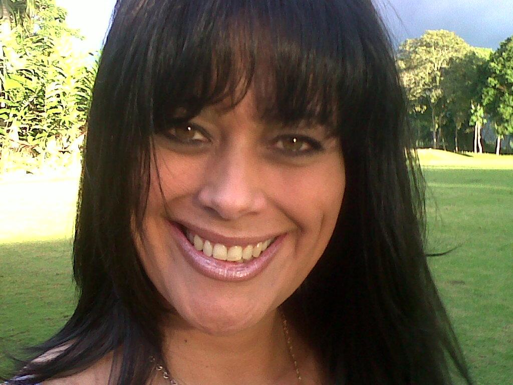 """Adriana González y sus vicios """"exquisitamente divinos"""""""