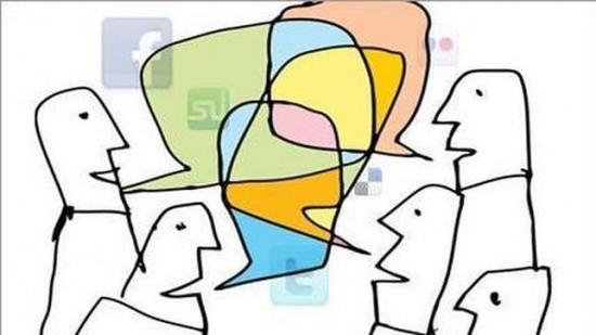 conversar en redes sociales