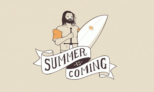 Estadísticas Junio de 2013: Summer is coming