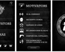 Motivator: se acabaron las excusas